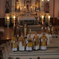 Messe de minuit 150e de Ham-Nord