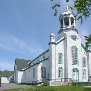 Église des Sts-Anges de Ham-Nord