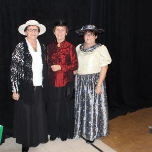 Membres du comité 150e Ham-Nord