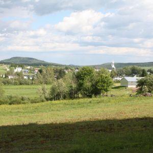 Vu Municipalité de Ham-Nord
