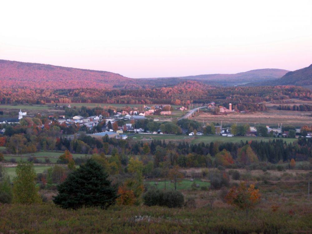 Municipalité de Ham-Nord l'automne